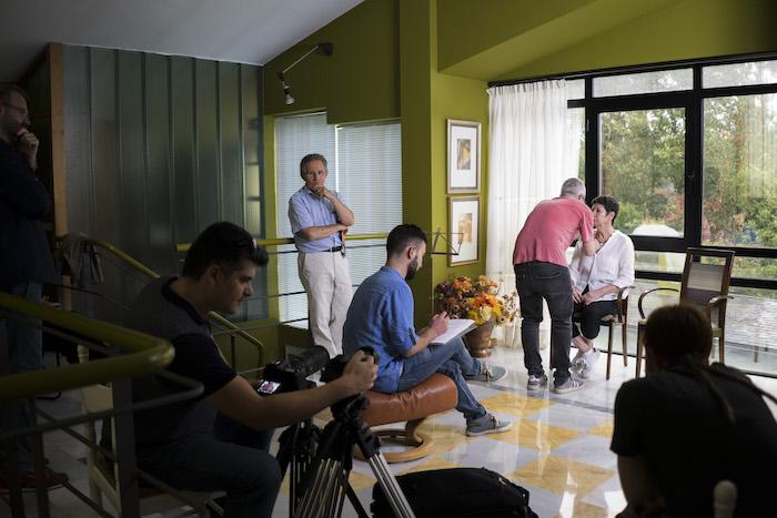 Inicia a rodaxe da primeira película sobre Moncho Reboiras