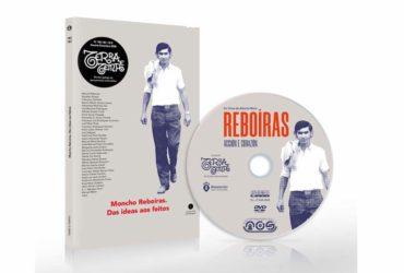 Xa nas librarías 'Moncho Reboiras. Das ideas aos feitos', a nova publicación de Terra e Tempo que inclúe o DVD de 'Reboiras. Acción e corazón'